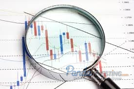 الرسوم البيانية في تجارة العملات