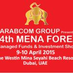 الدورة الخاصة ال14 لفعاليات مؤتمر ومعرض الشرق الأوسط وشمال افربقيا لإدارة المحافظ المالية، الاستثمارات وتجارة الفوركس – تنظيم مجموعة عربكوم